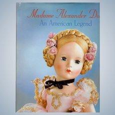 """Madame Alexander Dolls """"An American Legend"""" 1999 Book"""