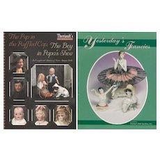 2 Auction Books on Heubach Figurines