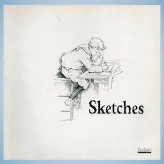 "Theriault's Doll Auction Catalog ""Sketches"""