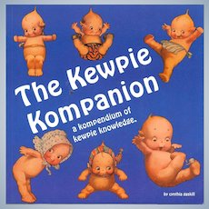 """Theriaults """"Kewpie Kompanion"""" auction and book"""