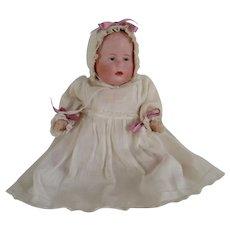 "Little Darling 9""  Heubach Baby"