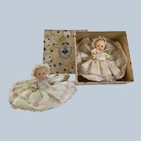 2  vintage Hollywood  Baby Dolls