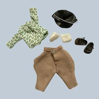 """Vogue 1956 Ginny """"Gym Kids"""" outfit # 6131"""