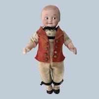 """Antique AM 324  Googlie  Doll 7"""""""