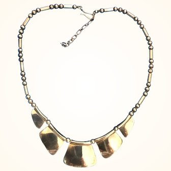 Gorgeous Frank Patania Sr. Sterling Necklace