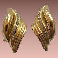 Sparkling Christian Dior Earrings