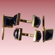 12K GF Cuff Links Set