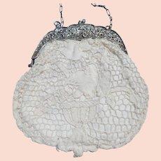 Fratelli Coppini Silver 800 Purse
