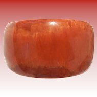 Prettiest Bakelite Bangle Ever!