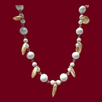 MiMi Di N Seashore Shell Necklace