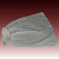 Antique Engageante False Sleeves Detachable Sleeves Circa 1850