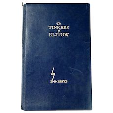 The Tinkers Of Elstow Signed By H E Bates and Illustrator Randolph Schwabe 1946 Limited Edition