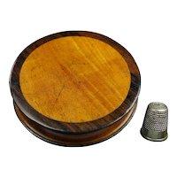 19th Century English Snuff Box Wonderful Coloring and Patina Georgian Circa 1830