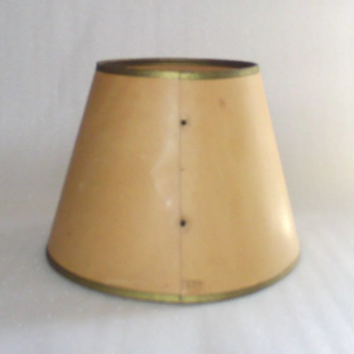 1940s parchment paper table lamp shade with flowers printed on 1940s parchment paper table lamp shade with flowers printed on paper aloadofball Image collections