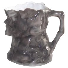 Vintage Old Man of the Mountains Pitcher Royal Bayreuth