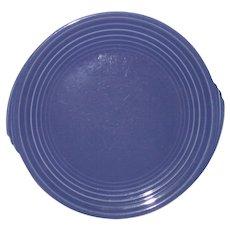 Vintage Art Deco Homer Laughlin Harlequin Style Chop Plate
