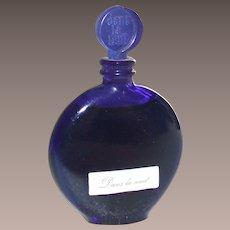 Worth Dans la Nuit Mini 1/4 oz. Perfume Bottle with Glass Stopper