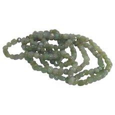 Nephrite Beads Small Tumbled Beads Irregular