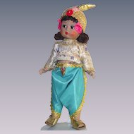 "Madame Alexander 7 3/4"" Thailand Doll #567 with Box"