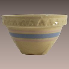 "McCoy Yellow Ware  5 1/2""  Bowl"