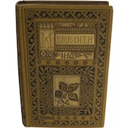 The Poetical Works of Owen Meredith by Robert, Lord Lytton  1870s