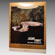 Vintage Star Trek USS Enterprise Magic Blinking Light 1993