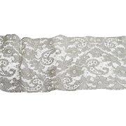 Vintage Edwardian Bridal Lace Yardage 90 Inches Long