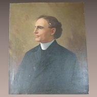 Joseph Malachy Kavanagh Signed Oil Painting circa 1890