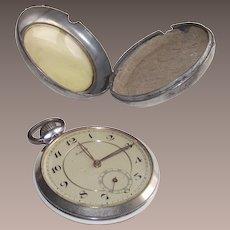 German Kienzle WW2 Army Pocket Watch