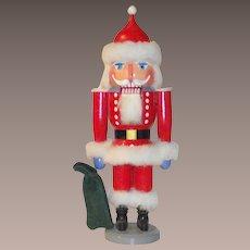 East German Santa Claus Nutcracker