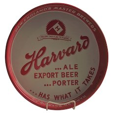 Harvard Beer Tray Ale - Porter