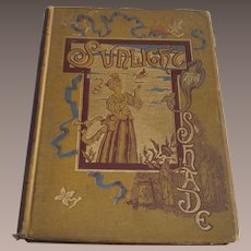 Aesthetic Movement Sunlight and Shade Poems and Pictures of Nature  Pub: 1883