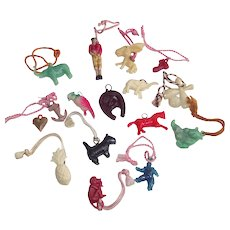 Cracker Jacks Toys Sixteen Piece Collection Mixed Lot