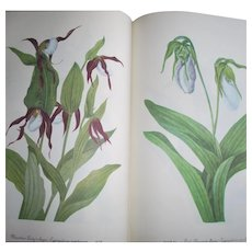 Wild Flowers of America by H.W. Rickett with Four Hundred Color Plates