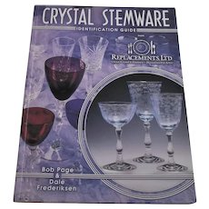 Crystal Stemware Identification Guide from Replacements LTD