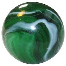 Green Swirl Michelangelo Boulder Marble
