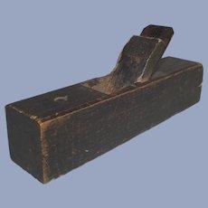 Six and Three Quarter Inch OLD Wood Plane - Wood Block