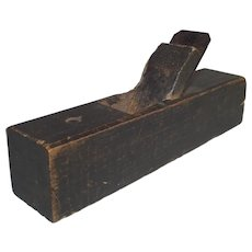 Six and Three Quarter Inch OLD Wood Plane - Wood Block