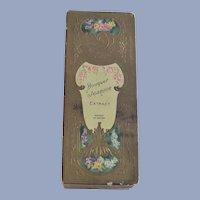 C. 1910 Harmony of Boston Perfume Box