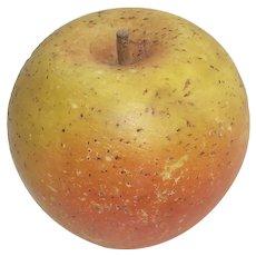 Vintage Italian Stone Heirloom Apple