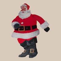 Die Cut and Jointed Santa Full Body