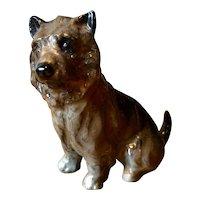 Sweet Royal Doulton Bone China Cairn Terrier - K11