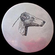 Great Sterling Silver Pin - Jack Russell - By The Thomae Company