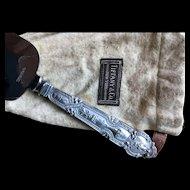 Tiffany & Co. Sterling Cake  Knife - Renaissance Pattern - PLUS  Original Pouch