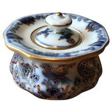 Meissen Porcelain Inkwell