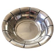 Preisner Silver Company  Sterling Silver Bowl - PS CO - Mid Century