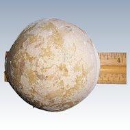 Plaster PATE J.D. Kestner 3 1/8 inch across. 10 inch Circumference. Original Antique German