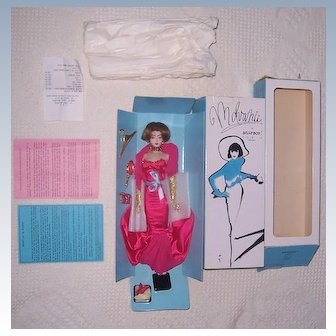MDVANII DoLL Champs Elysees by BILLYBOY* French Designer Very Rare. AO 86/200 Jan 91.