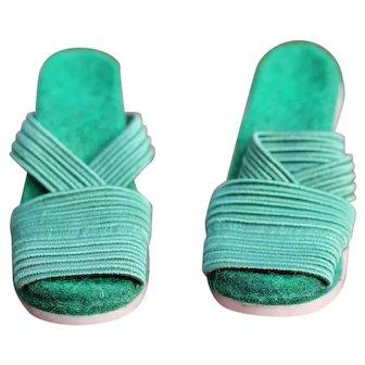 Madame Alexander Cissy Strappy Shoes - EVC!!