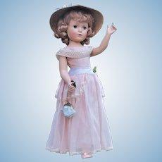 """Madame Alexander Vintage Margaret Rose - HTF 21"""""""